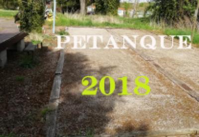 Landelijke gilde Mielen-Boven-Aalst petanque 2018